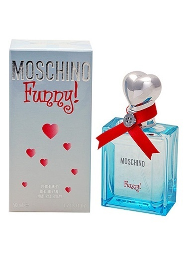 Moschino Moschino Funny 50ml EDT Kadın Parfüm Renksiz